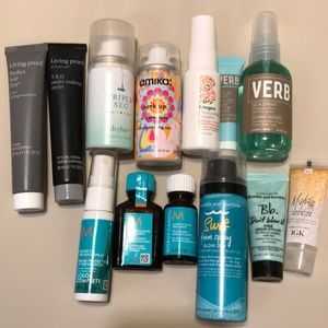 Hair care styling bundle